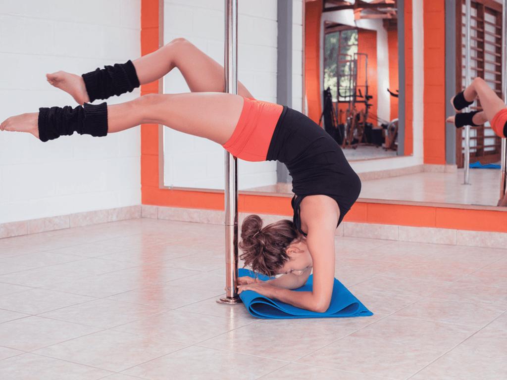 Yeni Spor Akımı Pole Dans