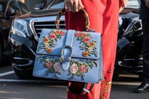 2018 Milano Moda Haftasında Göze Çarpan Çantalar