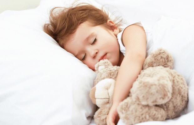 Çocuklar İçin Uyku Vakti.Herkes Kendi Yatağına!