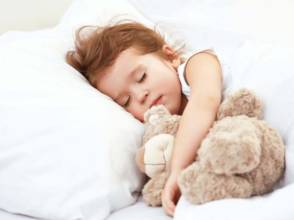 Çocuklar İçin Uyku Vakti.Herkes Kendi Yatağına