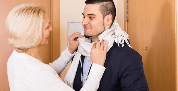 Anneci Erkeklerle Nasıl Baş Edilir?