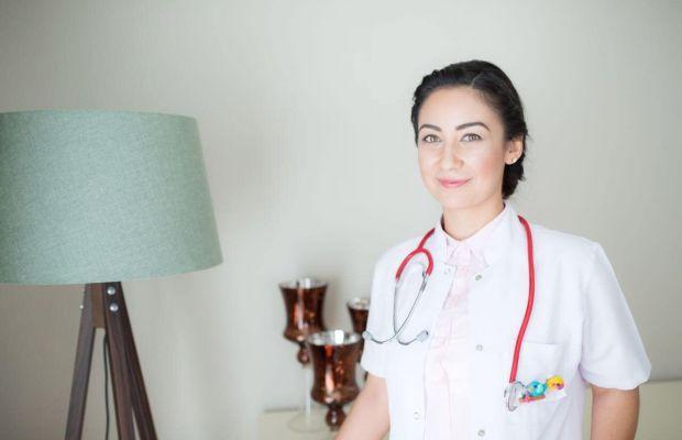 Evde Yenidoğan ve Prematüre Bakımı Üzerine Uzman Hemşire Betül Bağçeci Röportajımız 87