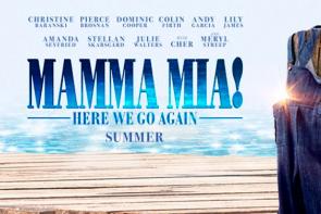 Mamma Mia Yeniden Başlıyoruz 20 Temmuz'da Sinemala