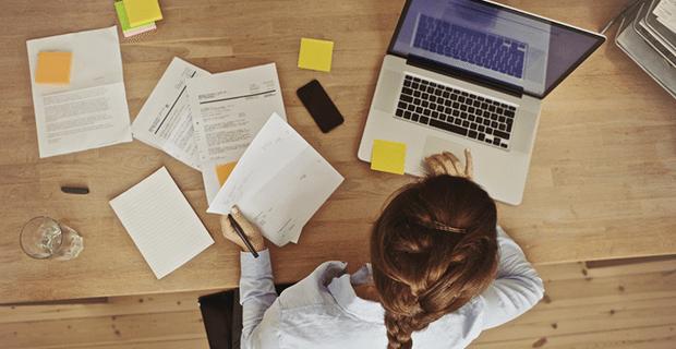 Düzenli Bir Çalışma Masası İçin 5 Öneri