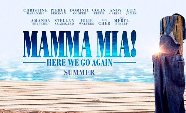 Mamma Mia Yeniden Başlıyoruz 20 Temmuz'da Sinemalarda!