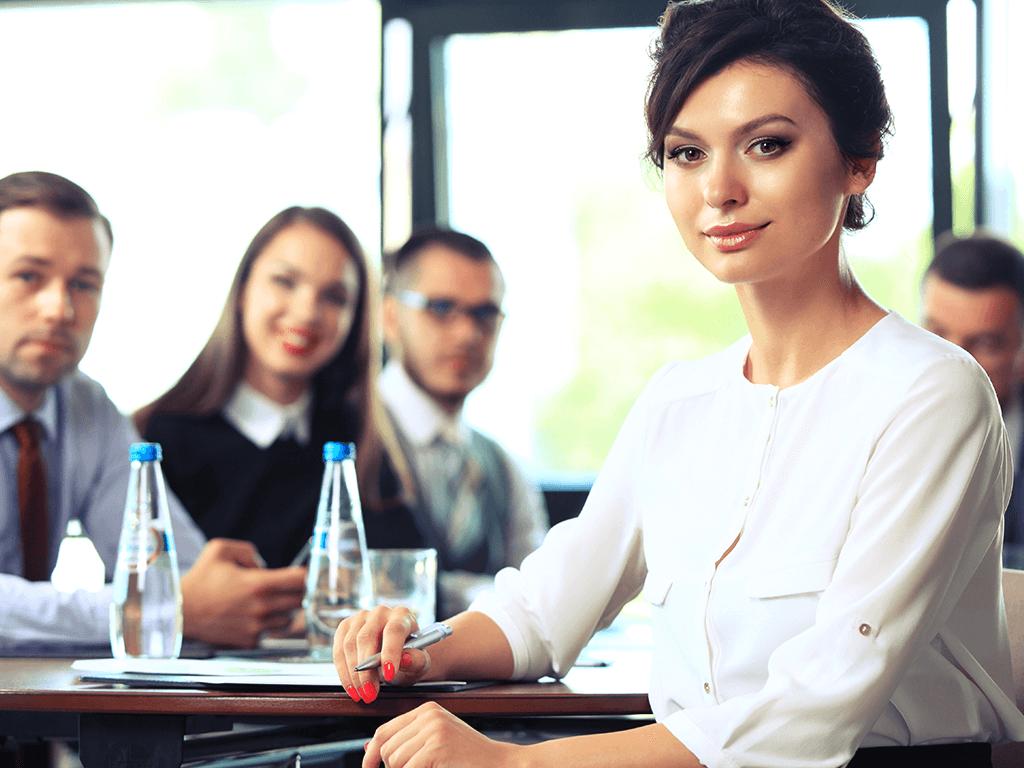 Türkiye'de Kadınların Yönetici Olma Oranları