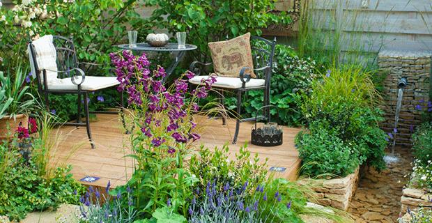 Bahçe Dekorasyonu Nasıl Yapılır