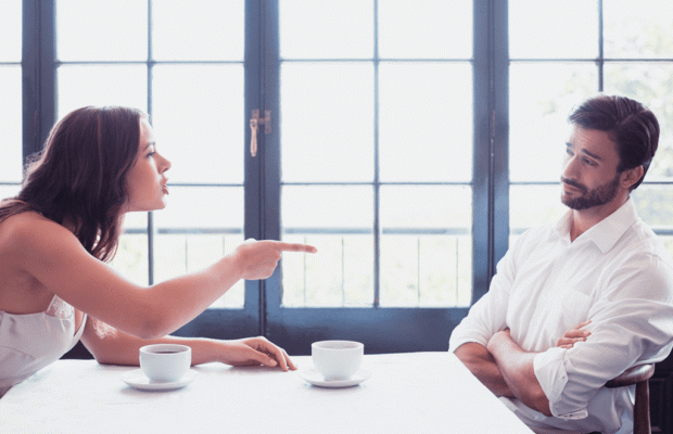 İlişkilerde Kavga Anında Yapılmaması Gerekenler
