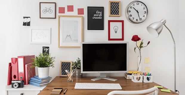 Ofis Dekorasyonu İçin 8 Basit Öneri