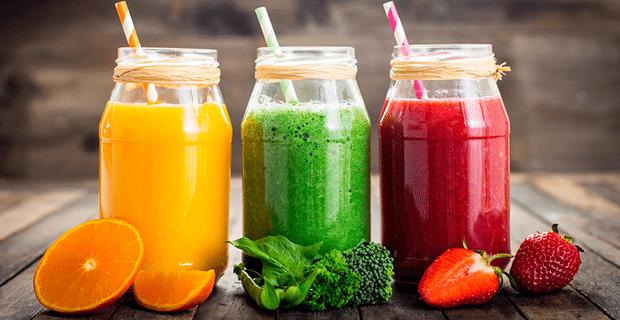 Sonbahara Özel Sağlıklı Meyve Suları