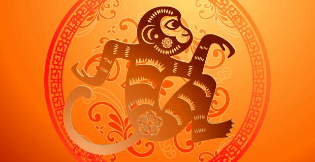 Çin Takviminde Ateş Maymun Yılı
