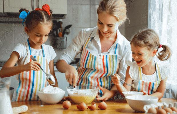 Çocuklara Özel Eğlenceli Kek Tarifleri