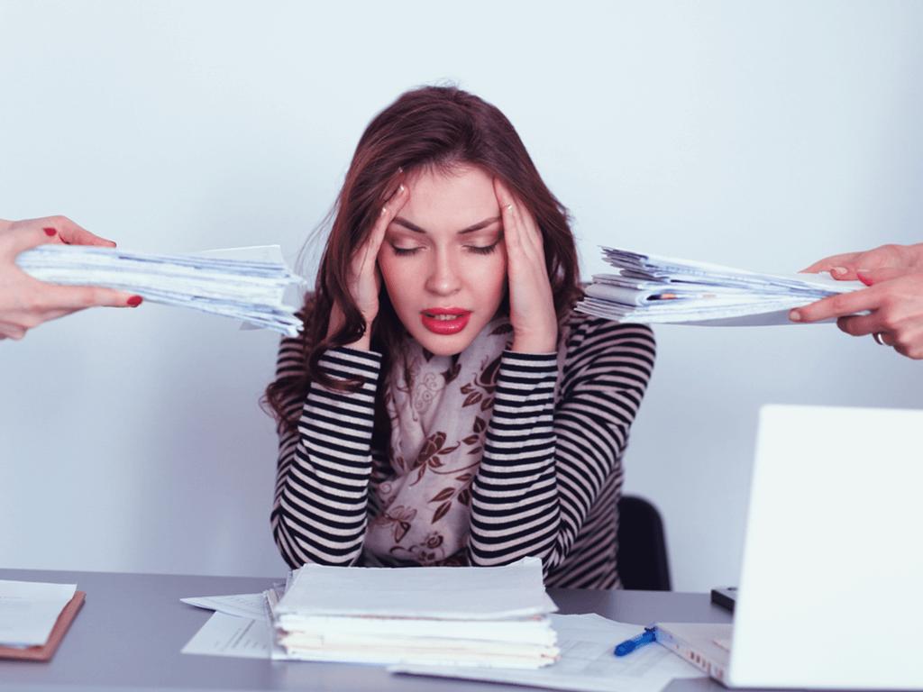 Stresli Bir İşte Çalışanlara Rahatlama Tüyoları