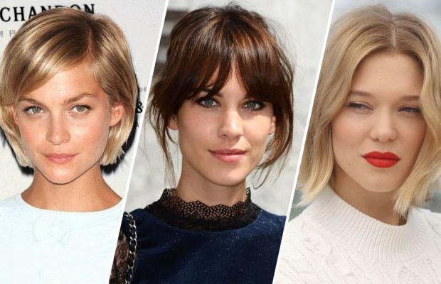 Tarz Görünmek O Kadar Kolay ki! Yüz Şekline Uygun Kahkül Modelleri