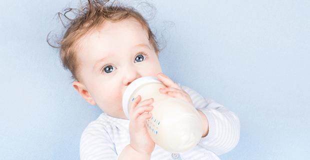 Bebeklerde Süt Alerjisi