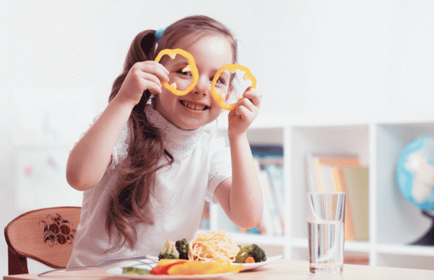 Çocuklar İçin Zekâ Geliştiren Yiyecekler