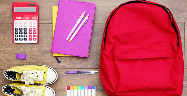 En Güzel Okul Ayakkabısı Ve Çantalar