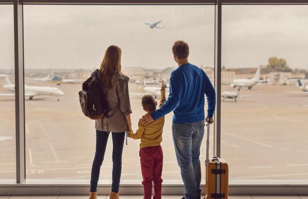 Tatile Uçak İle Gidecekler Dikkat!