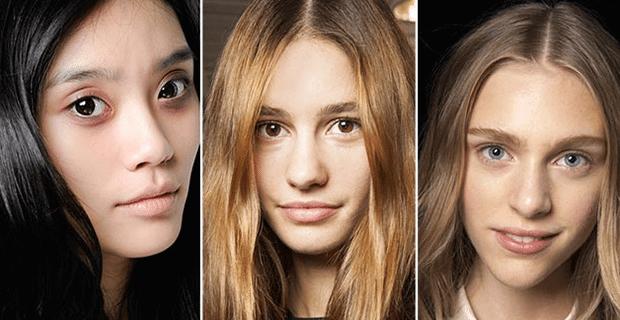 Yüzü İnce Gösteren Saç Modelleri