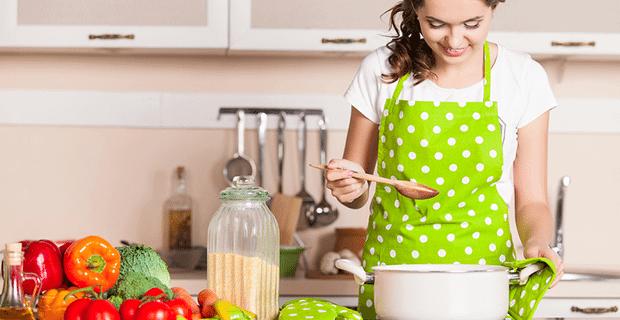 Yemek Yaparken Uygulayabileceğiniz Pratik Bilgiler