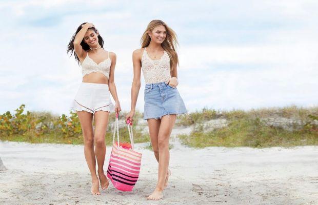 Victoria's Secret İle Beyaz Yaz Şıklığını Yakalayın