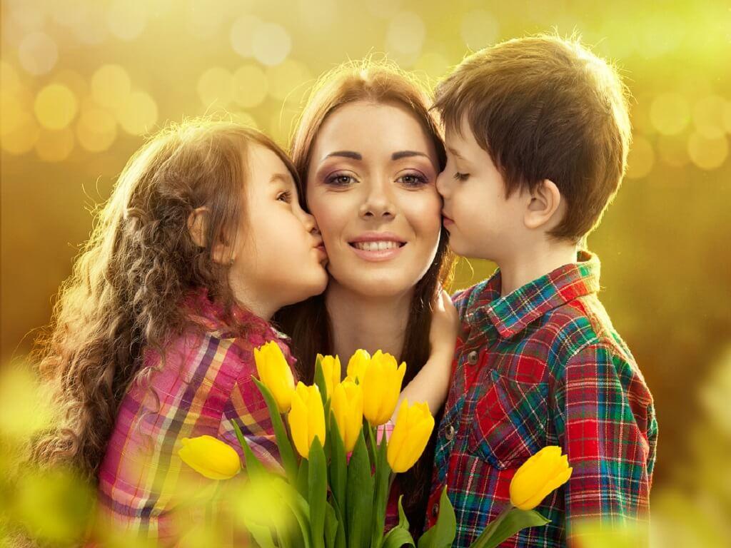 Annelere Özel Tüm Gün Eğlence