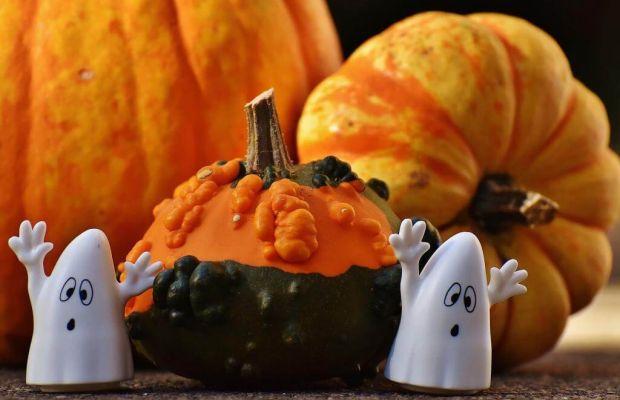 Der erwartete Tag rückt näher. Während Halloween kommt, rüste deine Häuser