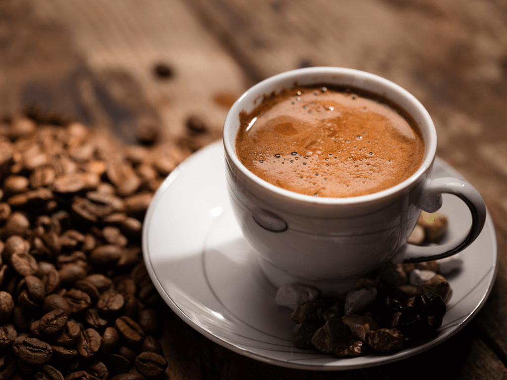 Türk kahvesi Diyeti ile haftada 5 kilo Verin