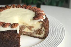 Şeker İle Peynirin Büyük Aşkı Cheesecake
