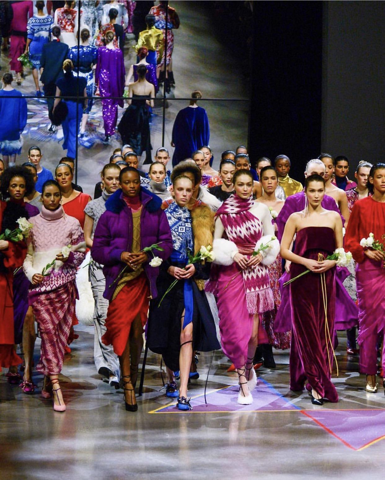 Moda yaylar sonbahar-kış 2018-2019 yıl