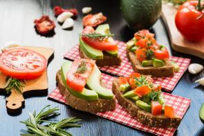 Veganların Hayatını Kolaylaştıracak Yemek Tarifler