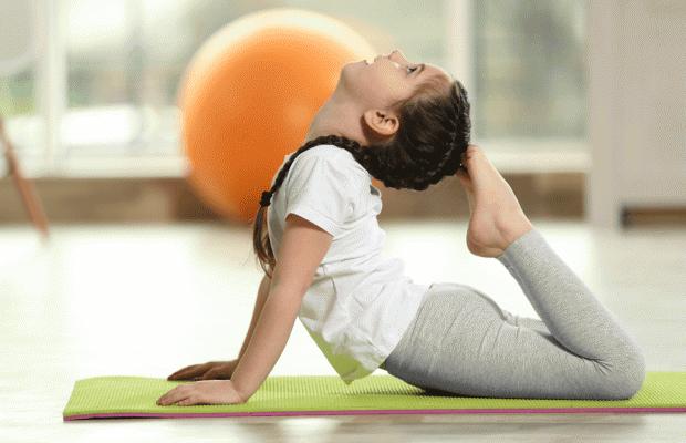 Bedensel İzah Çocuk Yogası
