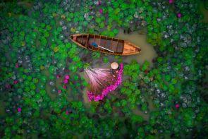 Drone İle Çekilmiş En Güzel Fotoğraflar