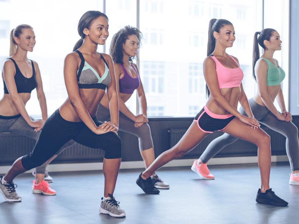 Üst bacak inceltme egzersizleri