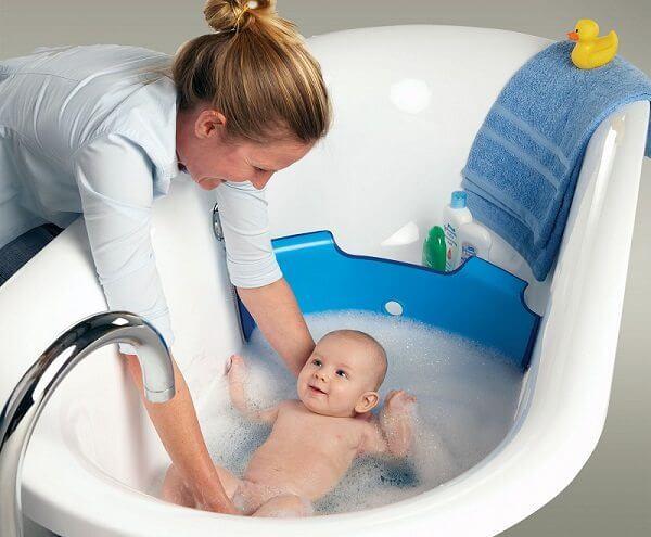 Bebeğinizin Banyo Keyfi