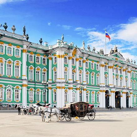 Rusya'nın Avrupa'ya Açılan Kapısı St. Petersburg
