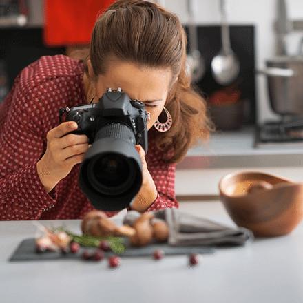 Yemeklerin Fotoğraflarını Çekmek İçin 6 Püf Noktası