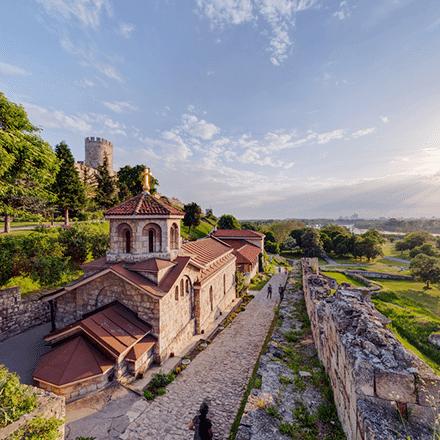 Belgrad'da Görülmesi Gereken Yerler