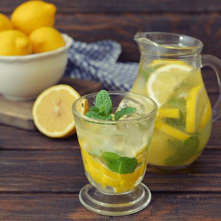 limon suyu içerek zayıflamak