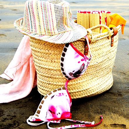Yaz tatiline giderken bavul hazırlığı