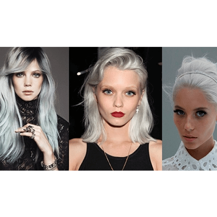 2016-2017 Saç Rengi Trendleri