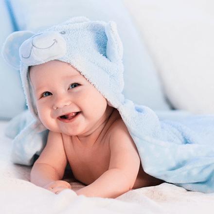 Yeni Doğan Bebek Nasıl Yıkanır?