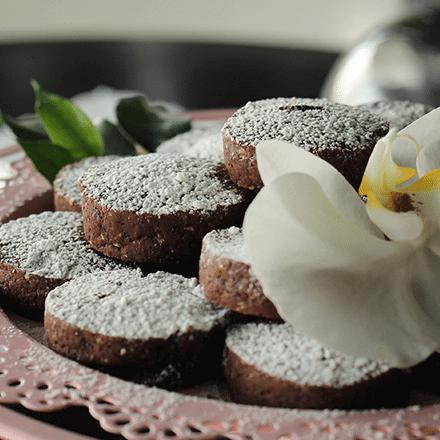 Kakaolu Bisküvi Tarifi