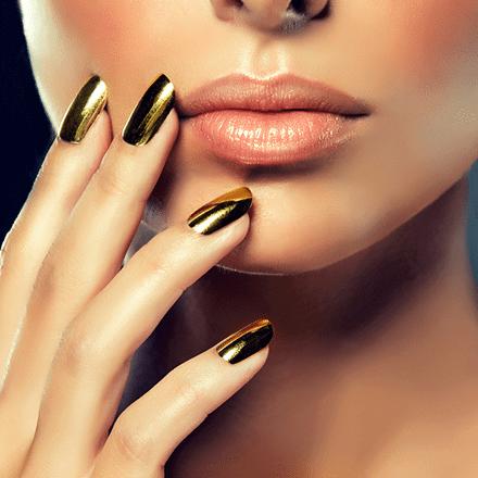 Modada Son Trend Altın Rengi
