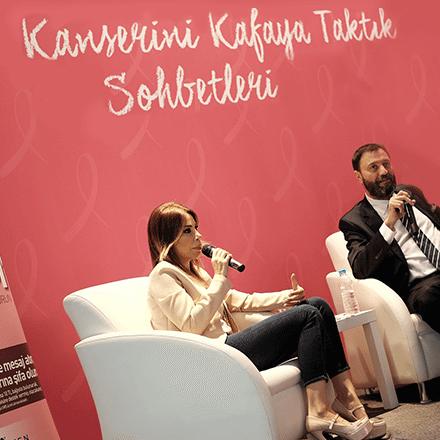 Avon Türkiye, Kuzey Afrika ve Ortadoğu İletişim Direktörü Hande Orhan'la Meme Kanseri İle Mücadele Röportajımız