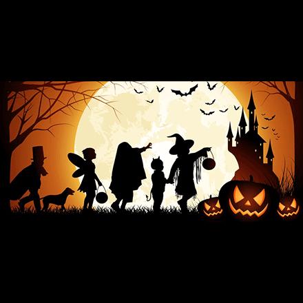 """Cadılar Bayramı ve Şehirde """"Korku"""" Dolu bir Gece!"""