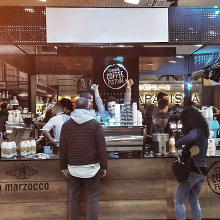 """İstanbul, Coffee Festival İle """"Bi Kahve"""" Molası Veriyor"""