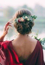 Saçlarımız Çiçek Açsın