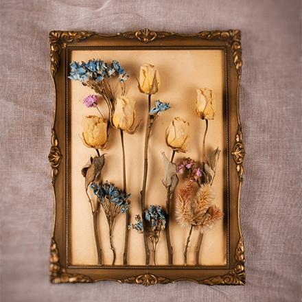 Kurutulmuş-Çiçek