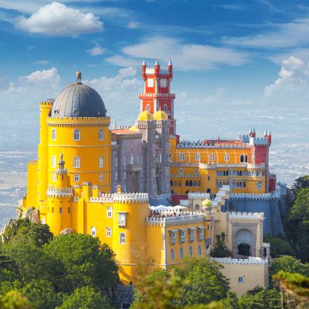 Portekiz-Sintra